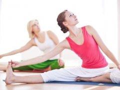 坚持练瑜伽可以减肥