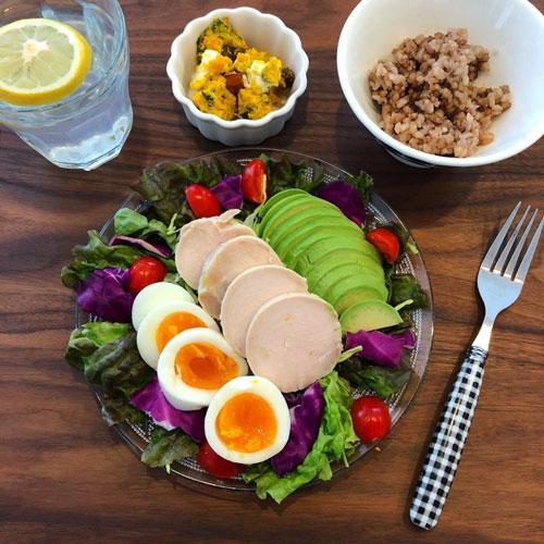 鸡蛋减肥法