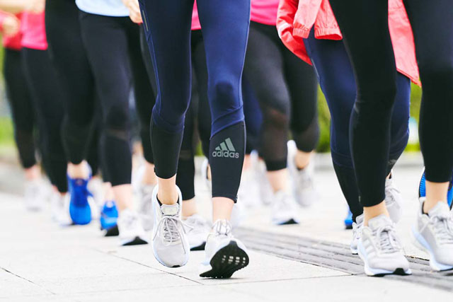 冬季跑步减肥指南,坚持就能瘦