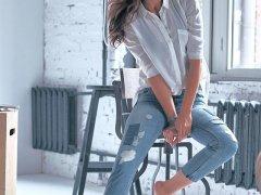 坐着减肥 可以变瘦的正确坐姿