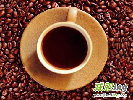 ${最佳健康的咖啡}