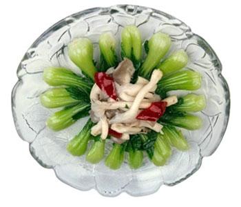 低脂植物油炒菜