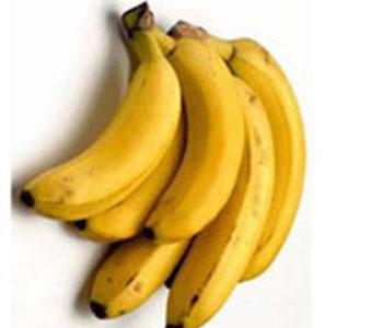 香蕉当作早餐