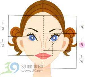 照着图学超有效瘦脸按摩