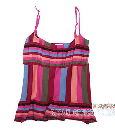 搭配QA:夏季应该穿什么才显瘦呢?