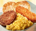 麦当劳早餐全餐