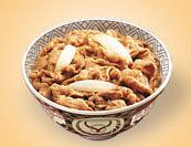 吉野家牛肉饭(中)