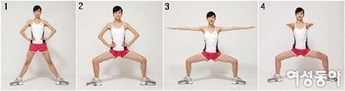 有效瘦腿方法推荐