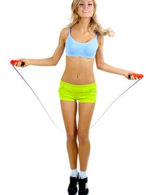 跳绳,减肥,