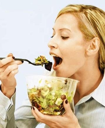 午餐,减肥,