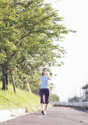 走路,减肥,