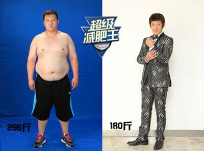 超级减肥王 李峥减肥101斤历程