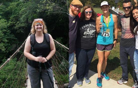 20岁减肥变弱智_坚持7年节食和运动 女子终减肥116斤 - 减肥ing网